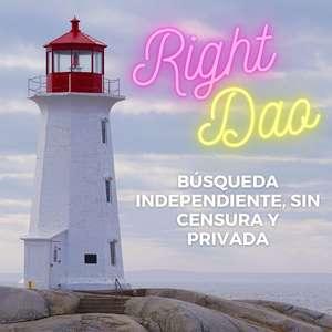 Right Dao: un nuevo motor de búsqueda independiente que no rastrea a los usuarios