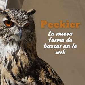 Peekier, la nueva forma de buscar en la web
